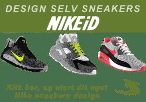 brand new 3020d e55b9 Design selv Nike sneakers sko - NikeiD