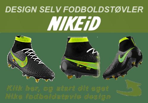 Nike Mercurial fodboldstøvler Mercurial iD design selv